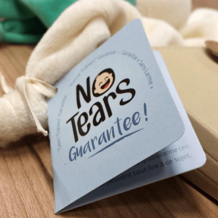 No Tears Guarantee